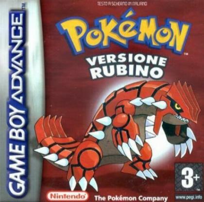 Pokémon : Versione Rubino [Italy] image