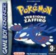 Logo Emulateurs Pokémon : Versione Zaffiro [Italy]