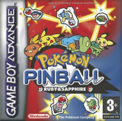 Last Retro Game You Finished And Your Thoughts - Page 19 Pokemon+Pinball+-+Ruby+&+Sapphire+(Europe)+(En,Fr,De,Es,It)-image