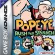 logo Emulators Popeye : Rush for Spinach [USA]