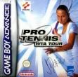 Логотип Emulators Pro Tennis WTA Tour [Europe]