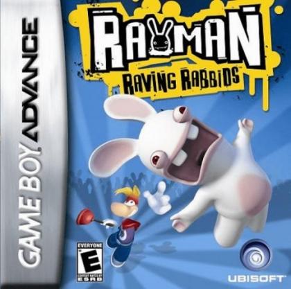 Rayman - Raving Rabbids [USA] image