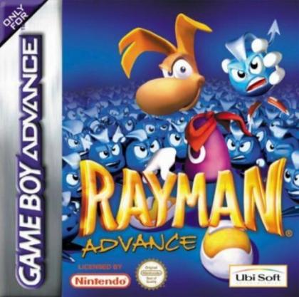 Rayman Advance [Europe] (Beta) image