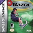 logo Emulators Razor Freestyle Scooter [USA]