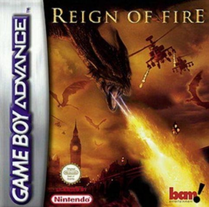 Reign of Fire [Europe] image