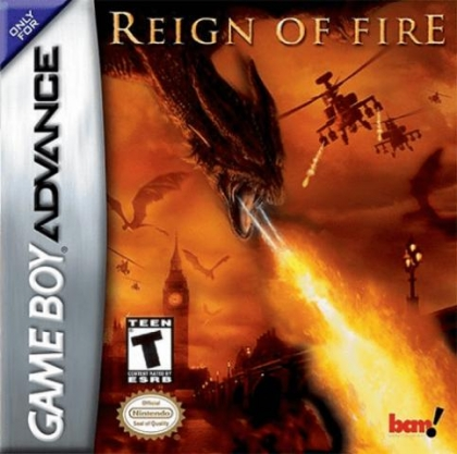 Reign of Fire [USA] image