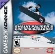 Логотип Emulators Shaun Palmer's Pro Snowboarder [USA]