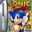 Логотип Emulators Sonic The Hedgehog : Genesis [USA]