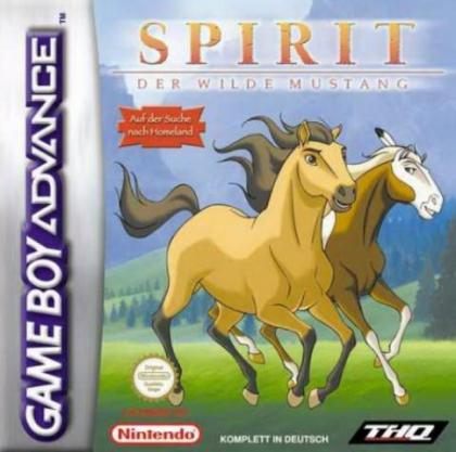 Spirit : Der Wilde Mustang, Auf der Suche nach Homeland [Germany] image