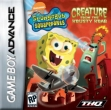 Logo Emulateurs SpongeBob SquarePants - Creature from the Krusty K [Europe]
