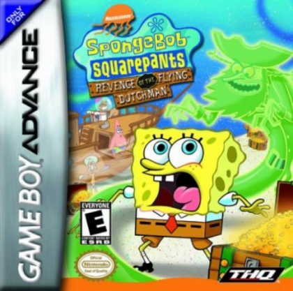 Spongebob Squarepants : Revenge Of The Flying Dutc [USA] (Beta) image