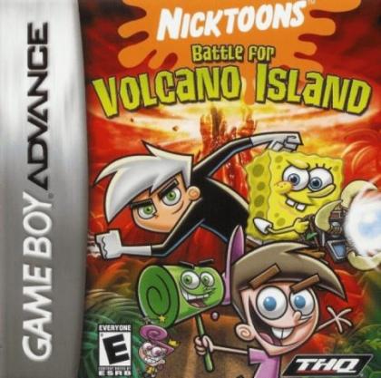 Nicktoons : Battle for Volcano Island [Europe] image