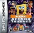 logo Emulators Nicktoons : Attack of the Toybots [Europe]