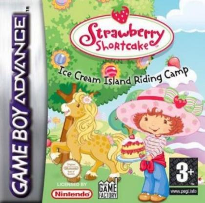 Strawberry Shortcake : Ice Cream Island, Riding Ca [Europe] image