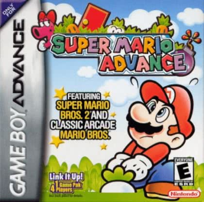 Super Mario Advance [USA] (Demo) image