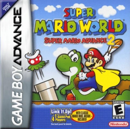 Super Mario World: Super Mario Advance 2 [Europe] image