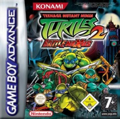 Teenage Mutant Ninja Turtles 2 : Battle Nexus [Europe] image