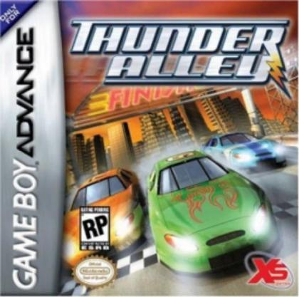 Thunder Alley [USA] image