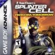 Логотип Emulators Tom Clancy's Splinter Cell - Pandora Tomorrow [USA]