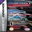 Логотип Emulators Top Gear GT Championship [USA]