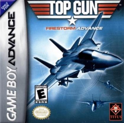 Top Gun : Firestorm Advance [USA] image