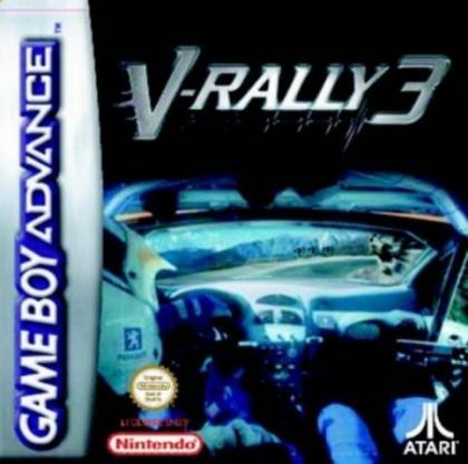 V-Rally 3 [Europe] image