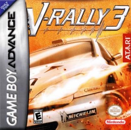 V-Rally 3 [USA] image