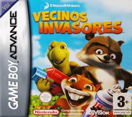 Vecinos Invasores [Spain] image