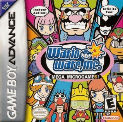 WarioWare, Inc. : Minigame Mania [Europe] image