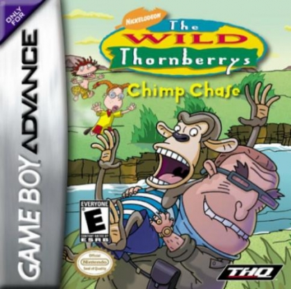 The Wild Thornberrys: Chimp Chase [USA] image