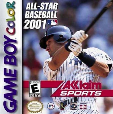 All-Star Baseball 2001 [USA] image