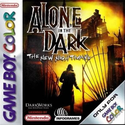 Alone in the Dark: The New Nightmare [Europe] image