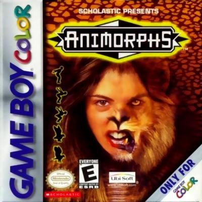 Animorphs [Europe] image
