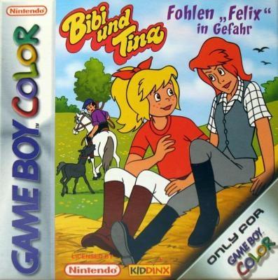 Bibi und Tina : Fohlen Felix in Gefahr [Germany] image