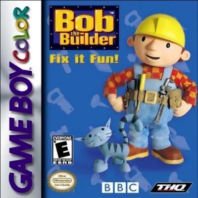 Bob the Builder - Fix it Fun! [Europe] image