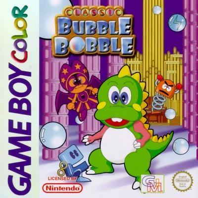 Classic Bubble Bobble [Europe] image