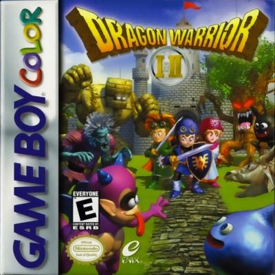 Dragon Warrior I & II [USA] image