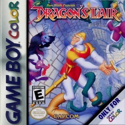 Dragon's Lair [USA] image