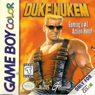 Duke Nukem [Europe] image