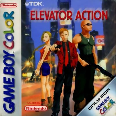 Elevator Action EX [Europe] image