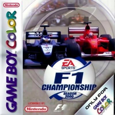 F1 Championship Season 2000 [Europe] image