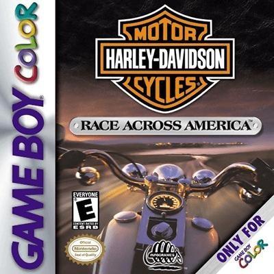Harley-Davidson Motor Cycles : Race Across America [USA] image