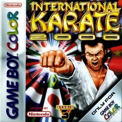 International Karate 2000 [Europe] image