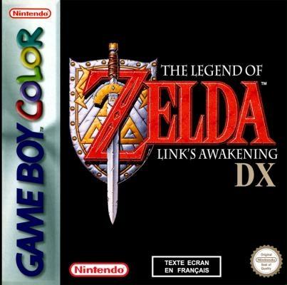 The Legend of Zelda: Link's Awakening DX [France] image