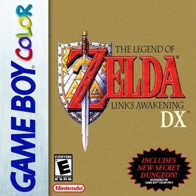 The Legend of Zelda : Link's Awakening DX [USA] image