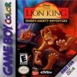 logo Emulators The Lion King: Simba's Mighty Adventure [USA]
