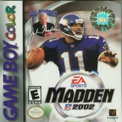 Madden NFL 2002 [USA] image