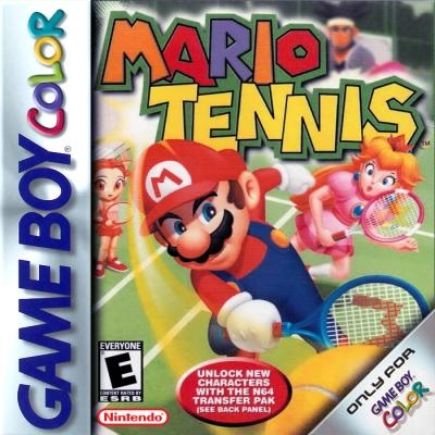 Mario Tennis [Europe] image
