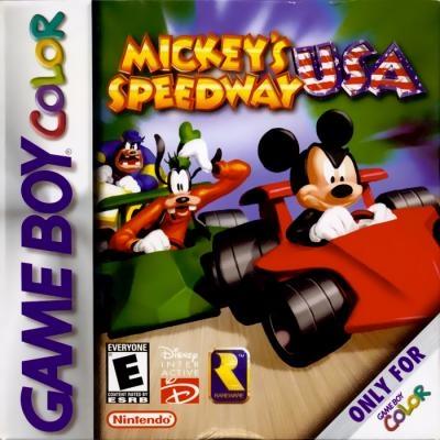 Mickey's Speedway USA [USA] image