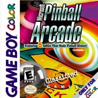 Microsoft Pinball Arcade [Europe] image